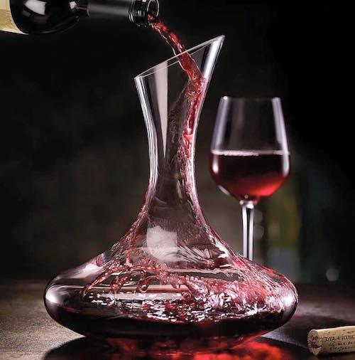 Wine at Villa Francesca